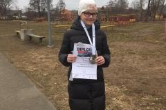 Anna Reimane 5.b klase  2.vieta